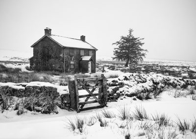 Deep Freeze (Nuns Cross Farm, Dartmoor)