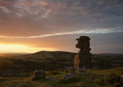 Bowerman The Hunter (Bowerman's Nose, Dartmoor)