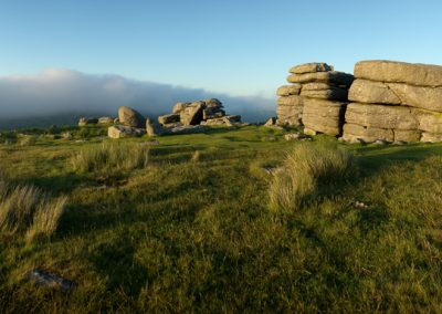 Anvil Rock (Combestone Tor, Dartmoor)