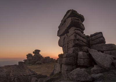 Dino Tors (Great Staple Tor, Dartmoor)