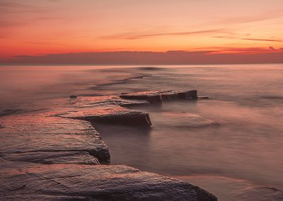 Kimmeridge Glow (Kimmeridge Bay, Dorset)