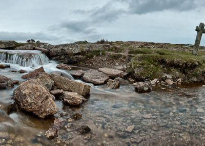 Overflow (Windy Post, Dartmoor)