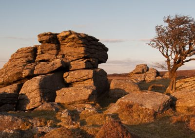Back In The Saddle (Saddle Tor, Dartmoor)
