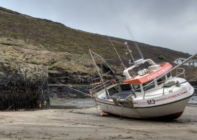 Tide's Out (Boscastle, Cornwall)