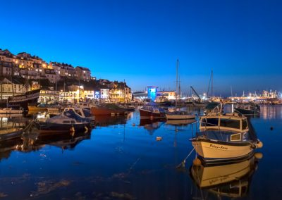 Blue Hour (Bixham, Devon)