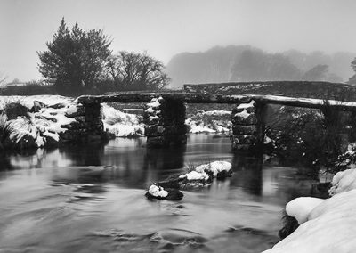 Ice Flow (Two Bridges, Dartmoor)